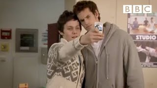 Download Andy Murray gets harassed by cast of Outnumbered | Red Nose Day 2011 - BBC Video