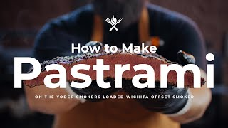 Download From Scratch Pastrami on a Yoder Smokers Loaded Wichita Video
