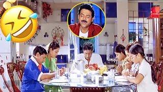 Download Venkatesh Ultimate Food Comedy Scene | Telugu Videos | Show Time Videos Video