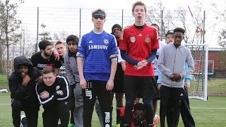 Download YOUTUBERS BLINDFOLDED PENALTIES! Video