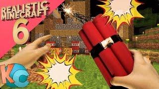 Download Realistic Minecraft 6 ~ Griefer Revenge! Video