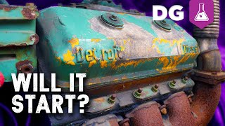 Download What Should We Do With a 6cyl 2 Stroke Detroit Diesel? Video