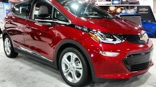 Download 2017 Chevrolet Bolt EV (LT Trim) First Look/ Impressions/ Review Video