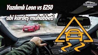 Download E250 ile Yazılımlı Leon Kışkırtma, Abi kardeş muhabbeti Vlog 54 Video