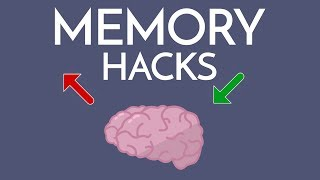 Download Most Effective Way to IMPROVE MEMORY (& Memorize ANYTHING) Video