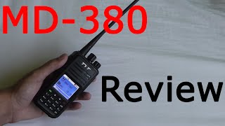 Download Cheap DMR radio: TYT MD-380 Review! Video