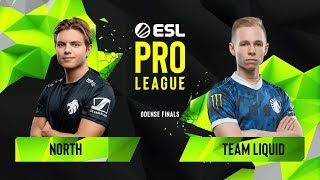 Download CS:GO - North vs. Team Liquid [Vertigo] Map 1 - Group B - ESL Pro League Season 10 Finals Video