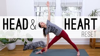 Download Head & Heart Reset   Yoga With Adriene Video