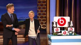 Download Ellen Visits Conan O'Brien Video