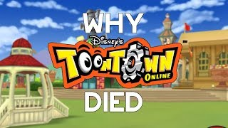 Download Why ToonTown Online Died Video