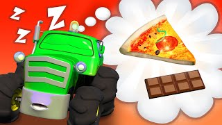 Download Car Patrol - Ben is sleep driving hungry - Car City ! Police Cars and fire Trucks for kids Video