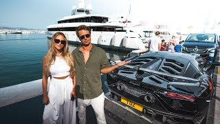 Download CRAZY YACHTS AND SUPERCARS IN PUERTO BANUS!   VLOG⁴ 23 (Part 2) Video