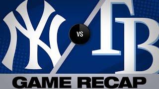 Download 5/10/19: Urshela, bullpen lift Yanks past Rays Video