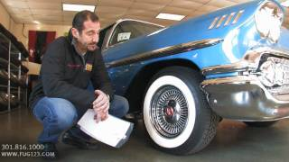 Download 1958 Chevrolet Impala 348 for sale with test drive, driving sounds, and walk through video Video