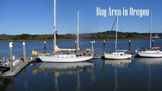 Download Bay Area in Oregon. Coos Bay. North Bend. Charleston Parks. Video