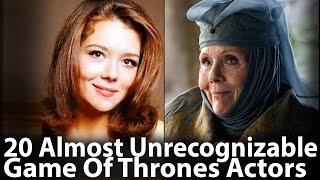 Download 20 Almost Unrecognizable Game Of Thrones Actors Video