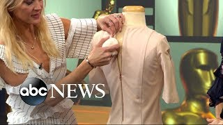 Download Oscars 2018: Go behind the scenes with an Oscars celebrity stylist | GMA Video