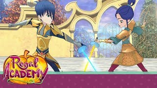 Download Regal Academy | Ep. 14 - The Legendary Iron Fan (Clip 2) Video