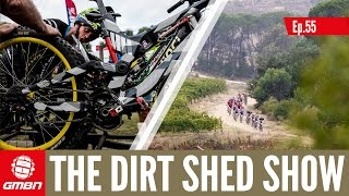 Download Race Predictions, The Cape Epic + Our Quiz Winners | The Dirt Shed Show Ep. 55 Video