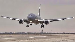 Download KC-46A Pegasus Landing • The New USAF Air Tanker Video