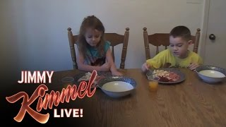 Download YouTube Challenge - Hey Jimmy Kimmel, I Silverstoned My Kid Video