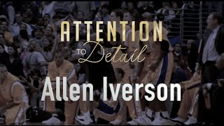 Download Attention to Detail: Allen Iverson Video