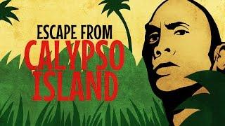 Download The Rock Presents: ″Escape From Calypso Island″ - A 360 VR Adventure Video