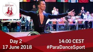 Download 2018 World Para Dance Sport Polish Open | Lomianki | Day 2 Video