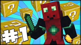 Download MINECRAFT LUCKY BLOCK - EPISODE 1 - LUCKY BOW! Video
