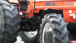 Download Landmaschinenshow 4 Traktor Fiat 1000DT Video