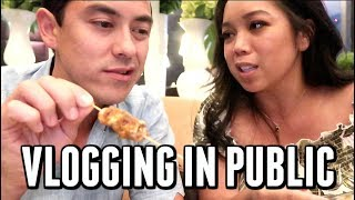 Download THE REALITY OF VLOGGING IN PUBLIC - ItsJudysLife Vlogs Video