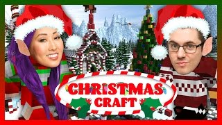 Download MINECRAFT CHRISTMAS BEGINS (Maricraft: ChristmasCraft Pt 1) Video
