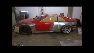 Download 300zx All Metal Wide Bodied Video