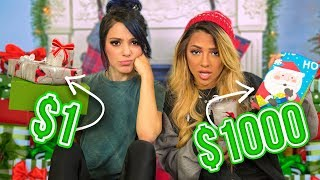 Download Twins Guess Cheap VS Expensive Christmas Gifts! 🎁 Niki and Gabi Video