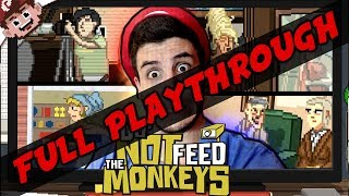 Download Do NOT Feed the Monkey's (FULL PLAYTHROUGH) Video