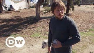 Download Pobreza en Estados Unidos - Indigentes en California   DW Documental Video
