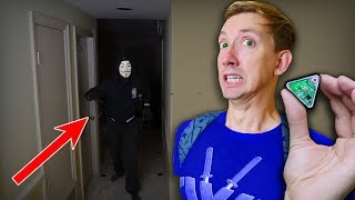 Download HACKER TRAPPED ME with Tracking Device in House & Escape through Secret Tunnel Video