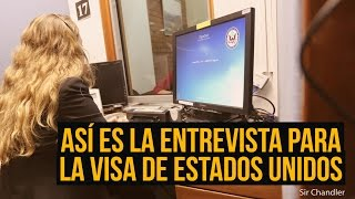 Download ¿Qué preguntan en la entrevista para la VISA de Estados Unidos? Video