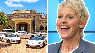 Download Ellen DeGeneres is Richer Than You Think... Video