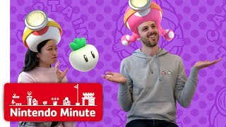 Download Captain Toad: Treasure Tracker - Special Episode DLC Co-op Gameplay - Nintendo Minute Video