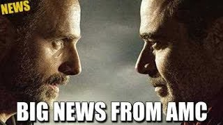Download The Walking Dead Season 8 Big News From AMC About The Future Of The Walking Dead Video