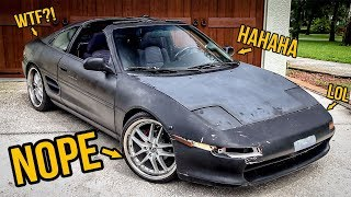 Download Here's Everything Wrong With The WORST Toyota MR2 Turbo In The World Video