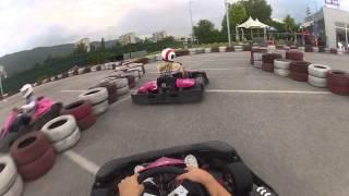 Download Art Karting Skopje CarClub GrandPrix Treta Trka Video