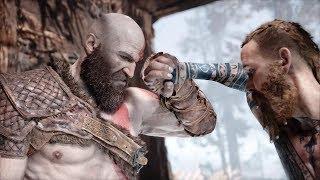 Download God Of War - Kratos vs. The Stranger Boss Fight Video
