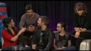 Download Spartacus Vengeance interview - July 2011 Video