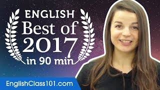 Download Learn English in 90 minutes - The Best of 2017 Video