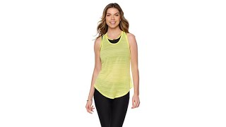 Download Warrior by Danica Patrick Illusion Active Tank Video