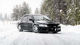 Download Turning the Evo into a Winter Beast! Video