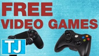 Download How to Get Any Video Game for Free Video