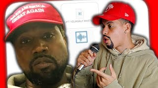 Download How Kanye West Recorded ″Lift Yourself″ Video
